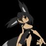 Evilynn as a fox