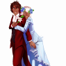 Primam and Callidus shortly after being wed. :>