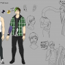 Reference of Tatsuo in the Spirits timeline.